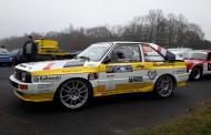 52 Rajd Barbórka Legend - Audi Quattro