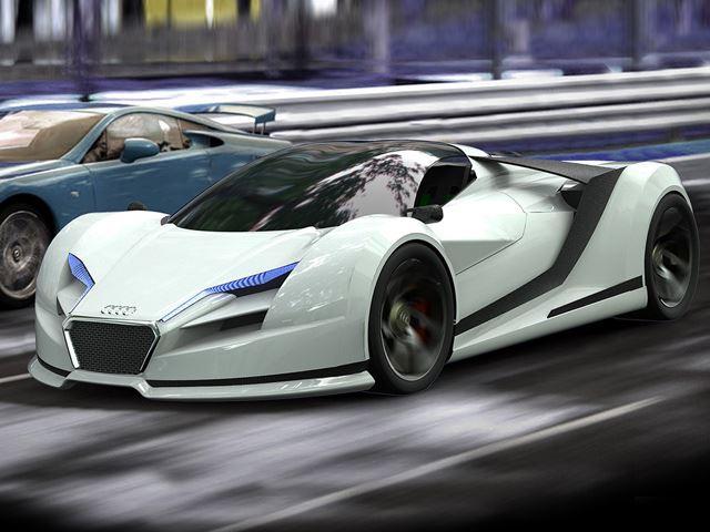 Audi R10 Concept Design - 05