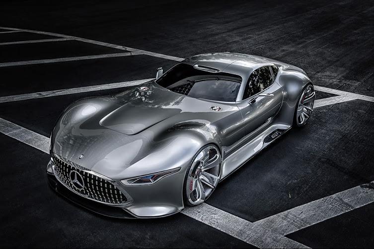 Samochody przyszłości oraz prototypy.