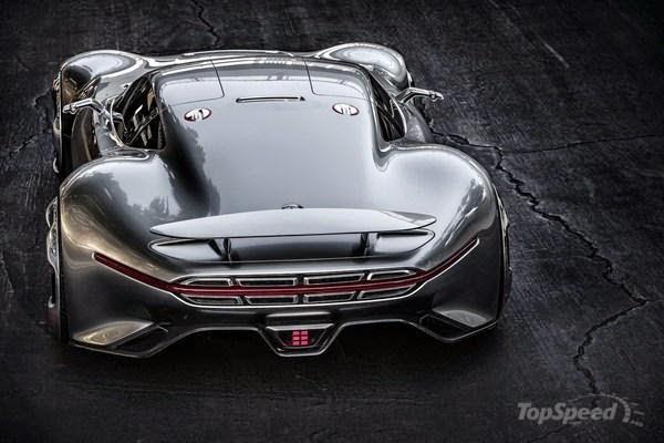 Mercedes GT2
