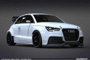 Wyzwanie Audi, małe nie znaczy gorsze!