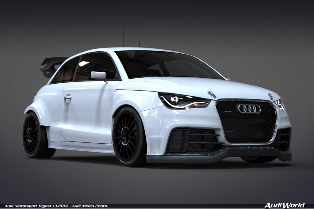 Wyzwanie Audi Małe Nie Znaczy Gorsze Mototrends Pl