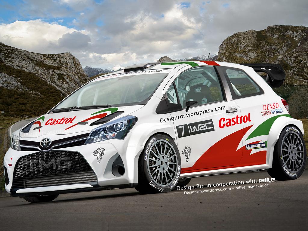 Yaris WRC 2017 1