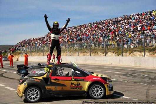 Podsumowanie FIA World Rallycross Championship 2014.