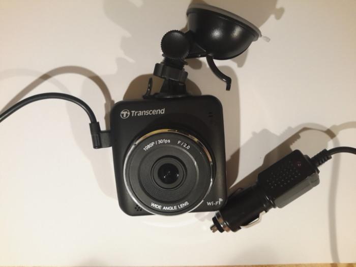 Wideorejestrator Transcend DrivePro 200