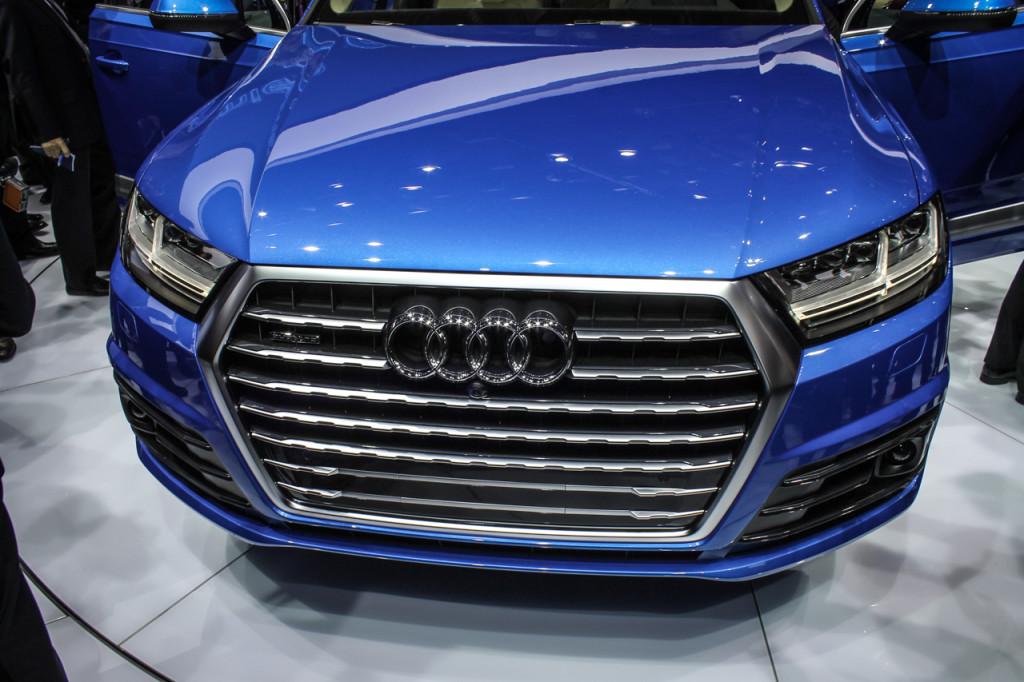 Audi prezentuje nowe Q7 1
