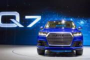 Audi prezentuje nowe Q7 na Detroit Motor Show