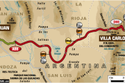 Rajd Dakar 2015 drugi etap zmagań
