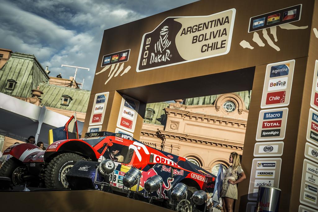 Dakar 2015 1