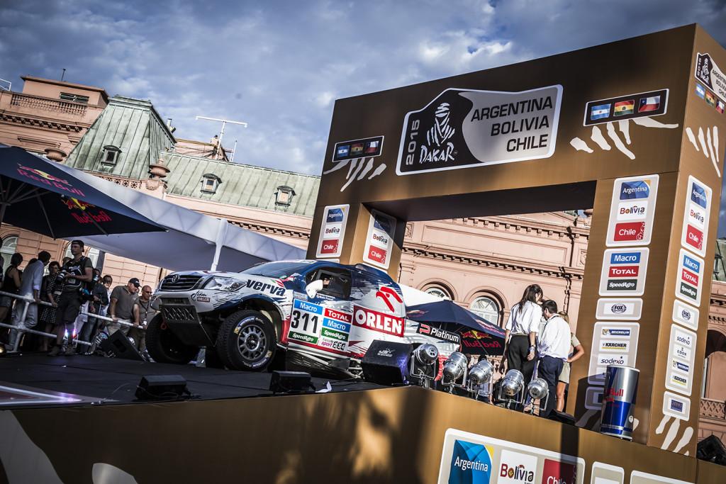 Dakar 2015 2