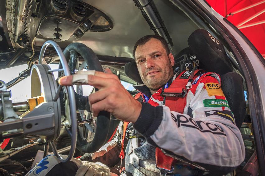 Dakar 2015 albert-llovera-y-Alex-haro
