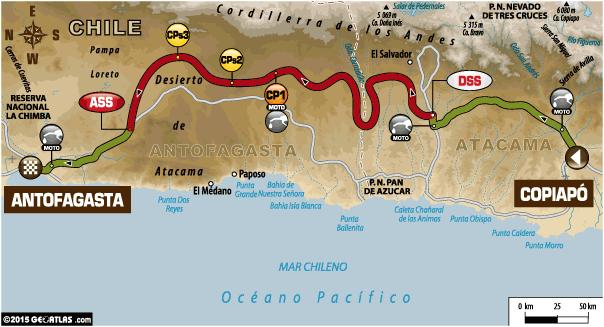 Rajd Dakar 2015 etap 5