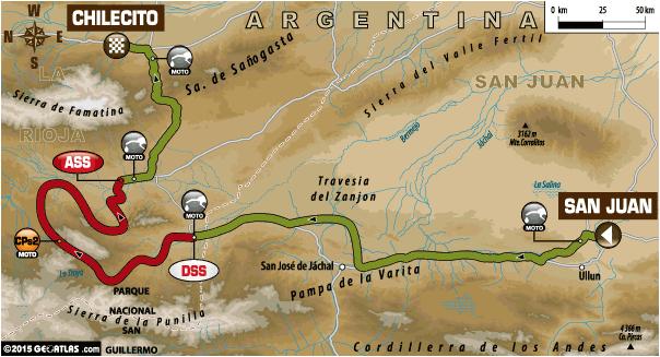 Mapa motory-quady etap 3