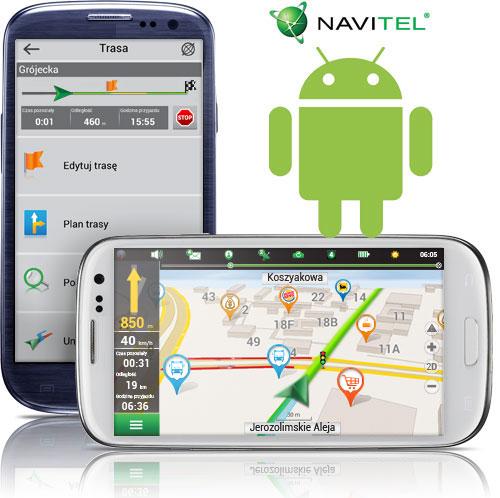 Mobilna nawigacja Navitel 2