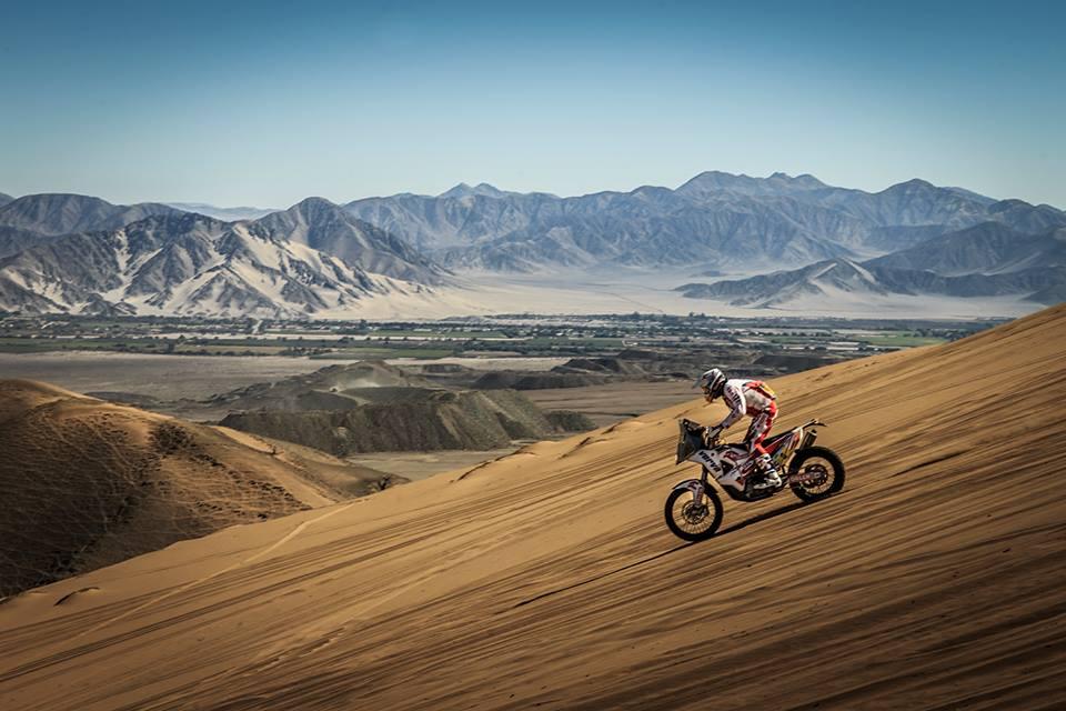 Dakar 2015 etap 5
