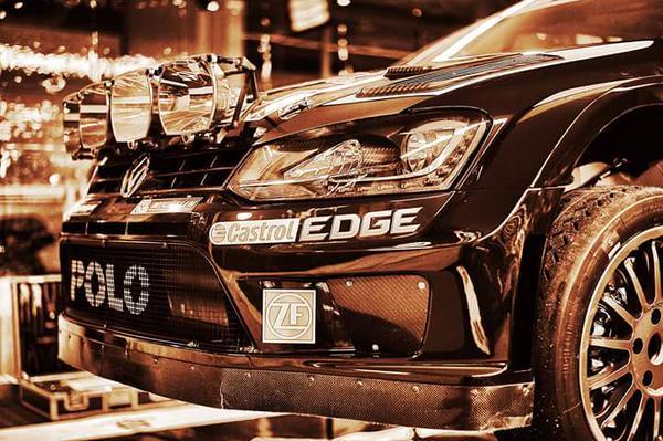 Rajd Monte Carlo 2015 shakedown