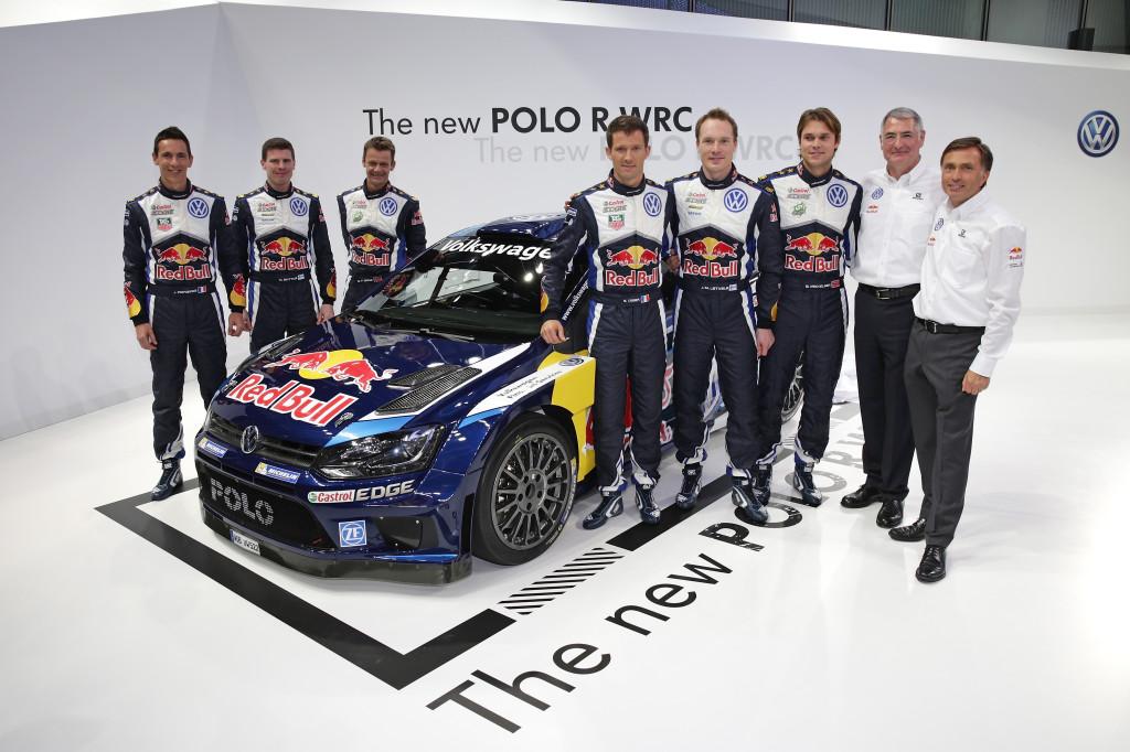 VW Polo R WRC - odsłona nowego mistrza?