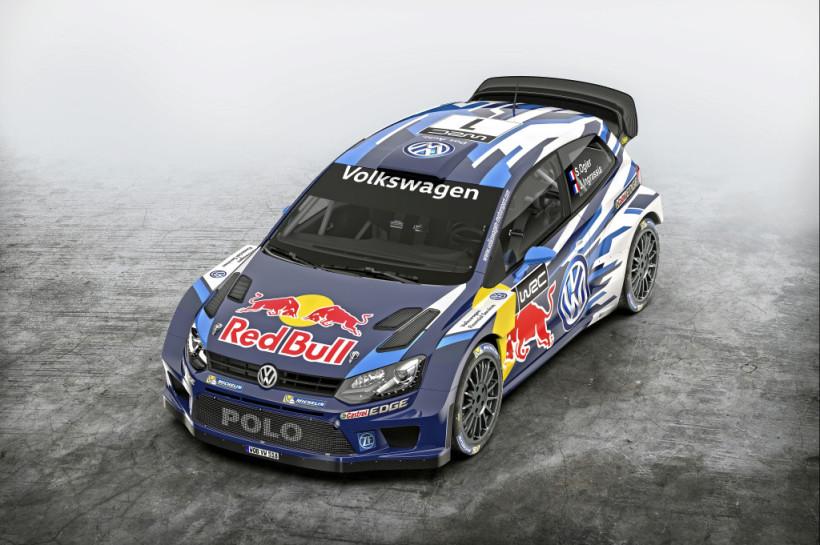 VW Polo R WRC (2015)