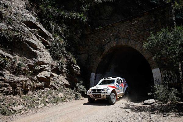 Rajd Dakar 2015 Beaupre