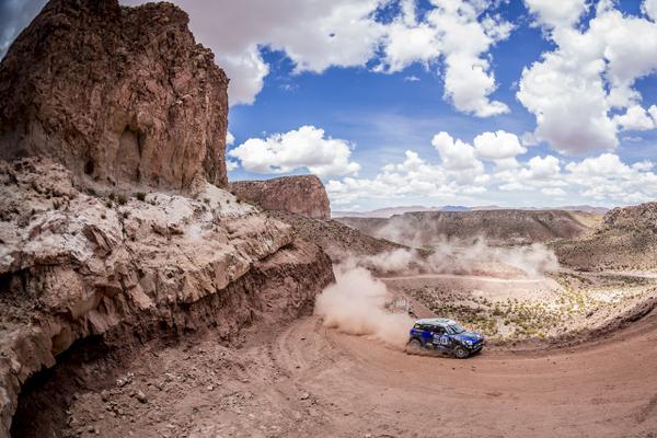 Rajd Dakar 2015 Hołek