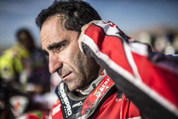 Rajd Dakar 2015 Paulo Gonçalves
