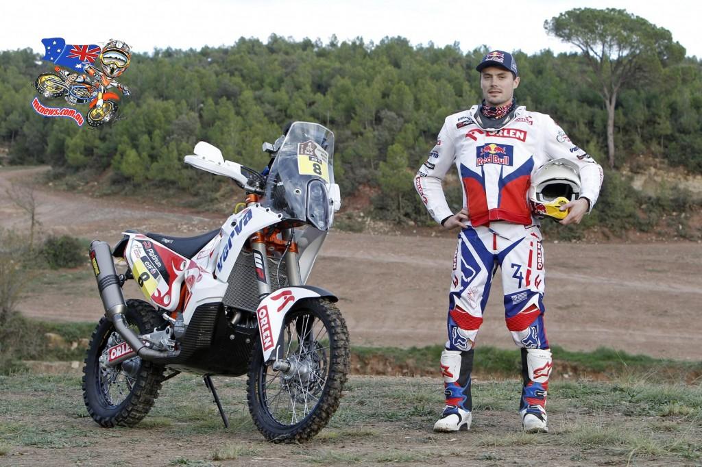 Rajd Dakar 2015 Przygoński 1
