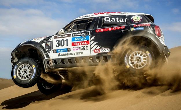 Rajd Dakar 2015 etap 10 Al-Attiyah
