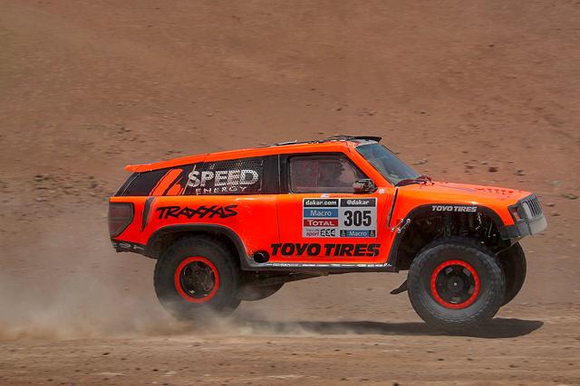 Rajd Dakar 2015 etap 10 Gordon