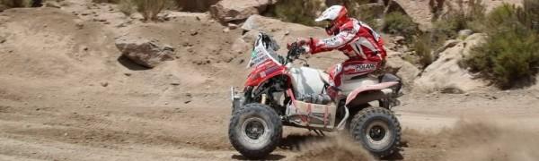 Rajd Dakar 2015 etap 11 R. Sonik