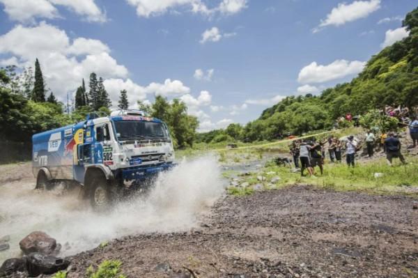 Rajd Dakar 2015 etap 12 1