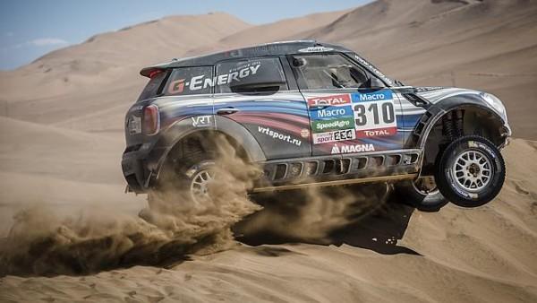 Rajd Dakar 2015 etap 12 6