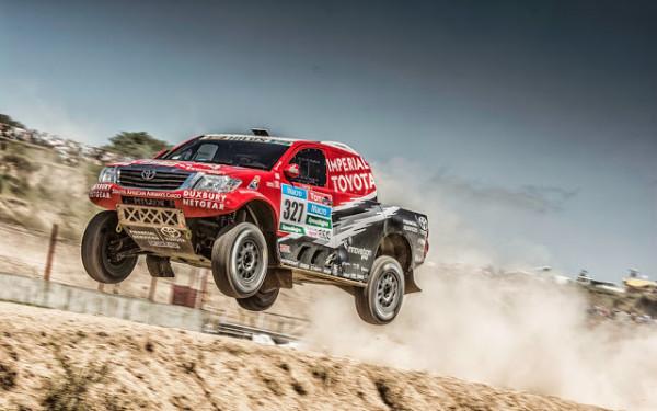 Rajd Dakar 2015 etap 12 7