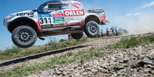 Rajd Dakar 2015 etap 6-Dąbrowski