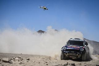 Rajd Dakar 2015 etap 6-Hołowczyc