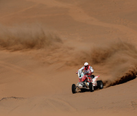 2015 Dakar Rally - Day Four