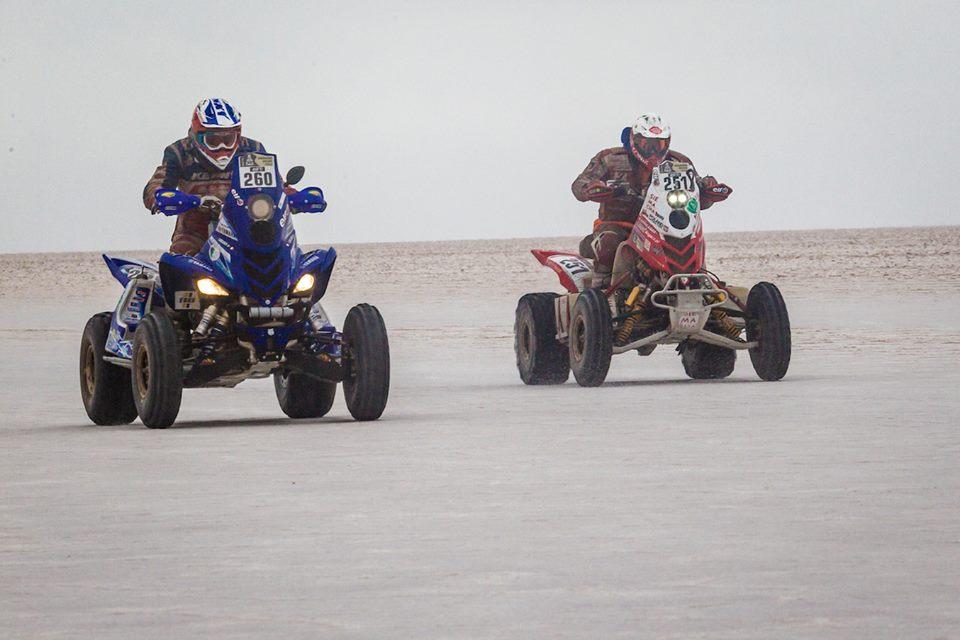 Rajd Dakar 2015 etap 8-Sonik