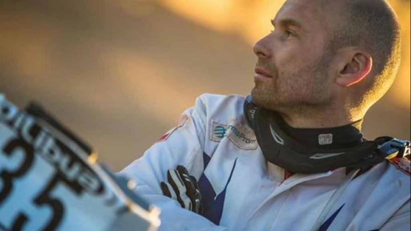 Rajd Dakar 2015 michal hernik