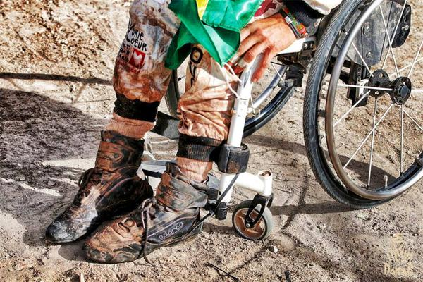 Rajd Dakar 2015 wozek albert-llovera-y-Alex-haro