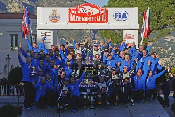 Rajd Monte Carlo 2015 zakończony