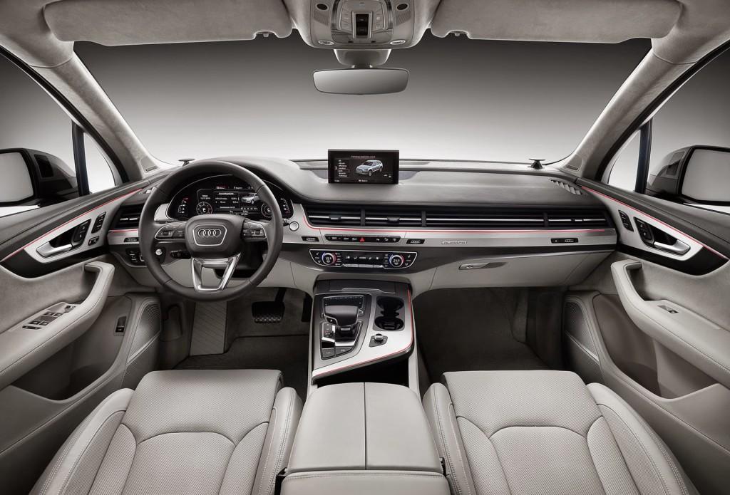 Audi prezentuje nowe Q7