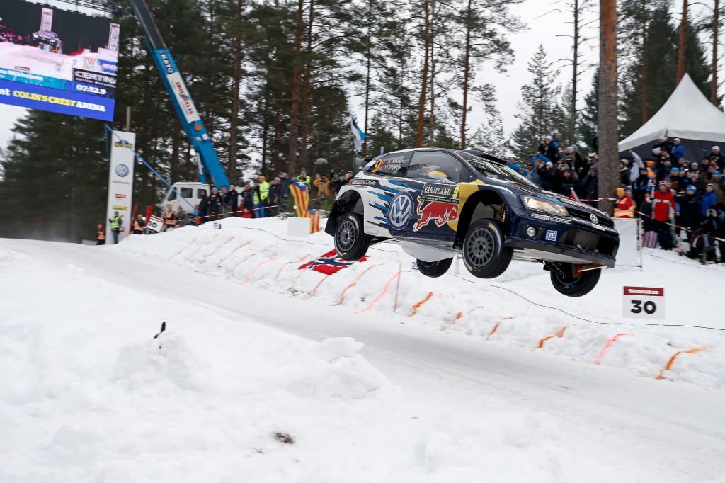 Andreas Mikkelsen/Ola Fløene
