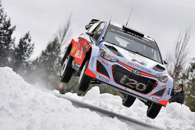 Thierry Neuville 2gie miejsce