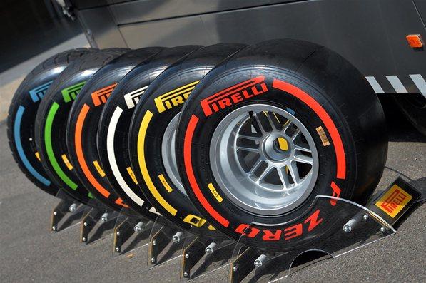 Pirelli prawie pewne rekordów w 2015