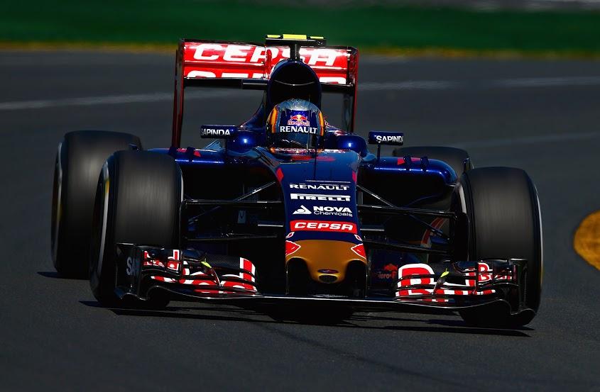 Toro Rosso w Melbourne