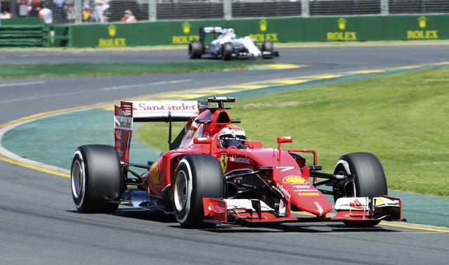 Nowy cel Ferrari - zatrzymać Srebrne strzały
