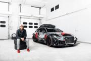 Audi RS6 Avant przygotowane na Gumball 3000