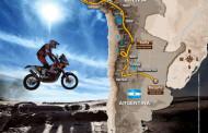 Oficjalny plan na Rajd Dakar 2016
