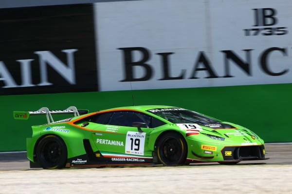 Blancpain Series: zwycięstwo Lamborghini