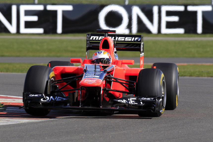 2012 Marussia F1 Team