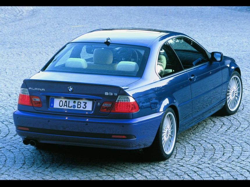 Alpina B3S Coupe